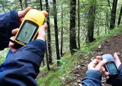 GPS-Geländespiel